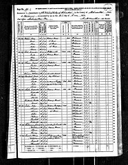 1870 Milwaukee census record van Jan Jobse